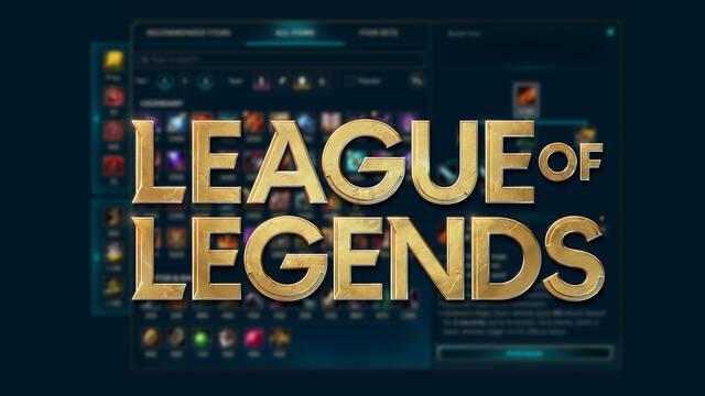 League of Legends adelanta cambios en la tienda y los objetos para la pretemporada 2021