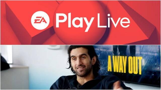 Josef Fares, director de A Way Out, presentará su próximo juego en el EA Play Live.