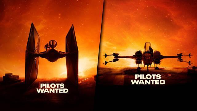 Star Wars: Squadrons se presenta hoy