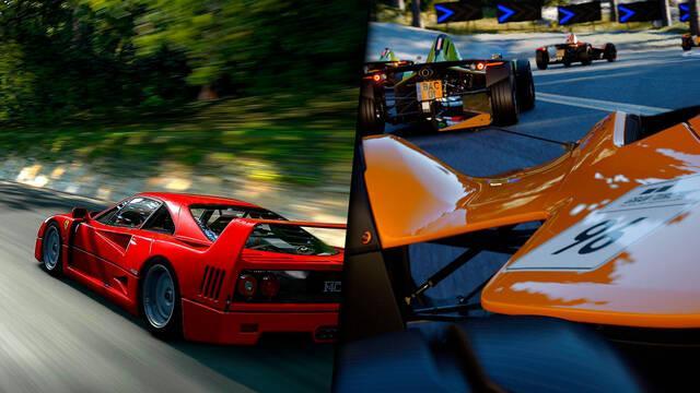 Gran Turismo 7 vs Gran Turismo 6 Trial Mountain