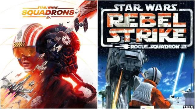 Después de casi 20 años Star Wars tendrá un nuevo juego solo de naves.