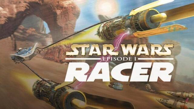Star Wars Episode I: Racer se lanzará finalmente el 23 de junio en PS4 y Switch.