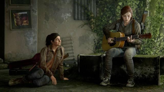 Cómo ver la escena secreta con Ellie y Dina en The Last of Us 2
