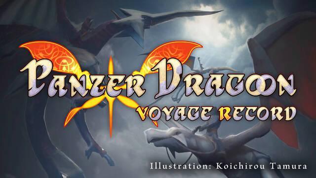 Panzer Dragoon: Voyage Record para realidad virtual PC y PS4