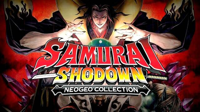 Samurai Shodown NeoGeo Collection en físico para PS4 y Switch