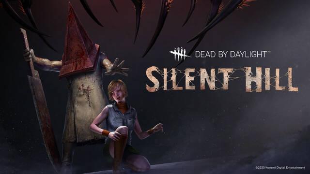 Dead by Daylight y Silent Hill ya disponible