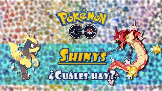 Pokémon GO: TODOS los Pokémon Shiny y ¿cómo conseguirlos? (Actualizado)