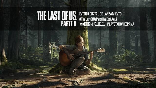 Evento digital de presentación de The Last of Us Parte II.