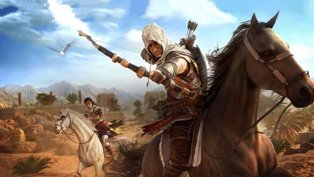 Assassin's Creed Origins gratis esta semana en UPlay.