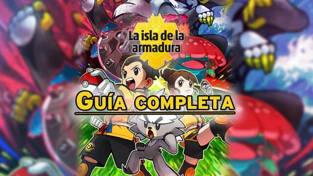 Guía de Pokémon La Isla de la Armadura: Trucos, secretos y consejos