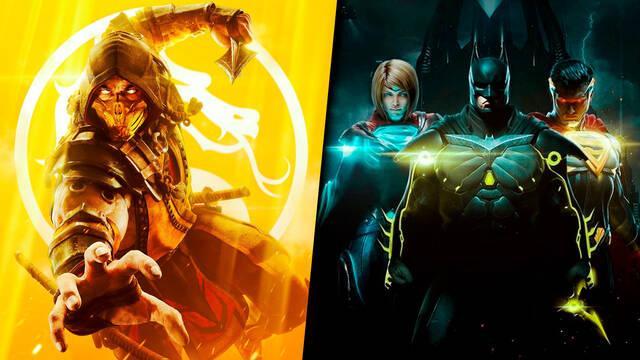 Mortal Kombat e Injustice en PS5 y Xbox Series X