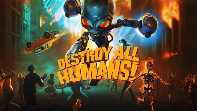 Destroy all humans! Remake nos muestra su diversión con pistolas