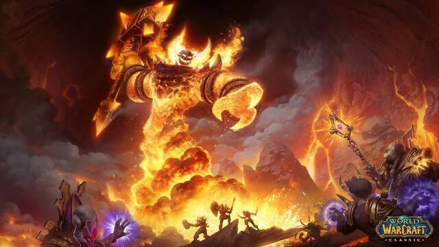 Ola de baneos en World of Warcraft Classic: más de 74000 eliminadas acusadas de ser bots.