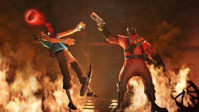 Valve frena el racismo de la comunidad de Team Fortress 2.