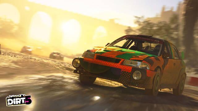 DIRT 5 se lanzará el 9 de octubre en PS4, Xbox One y PC.