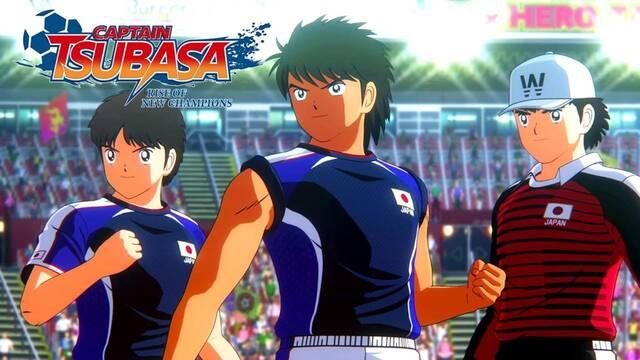 Así son los dos modos historia de Captain Tsubasa: Rise of New Champions.
