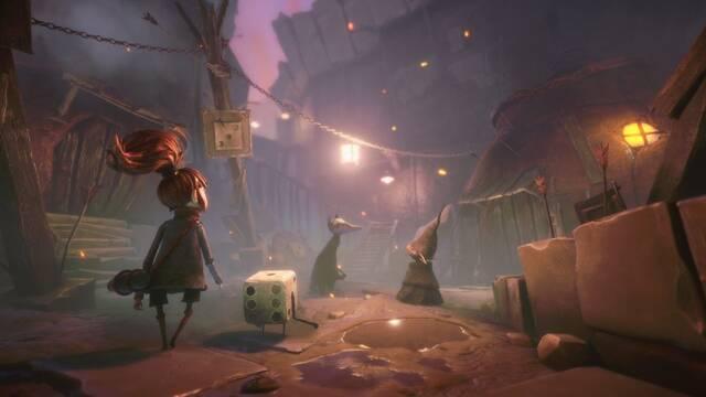 Lost in Random llegará a PS4, Xbox One, Switch y PC en 2021.