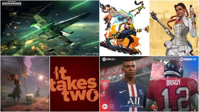 Resumen conferencia EA Play 2020.
