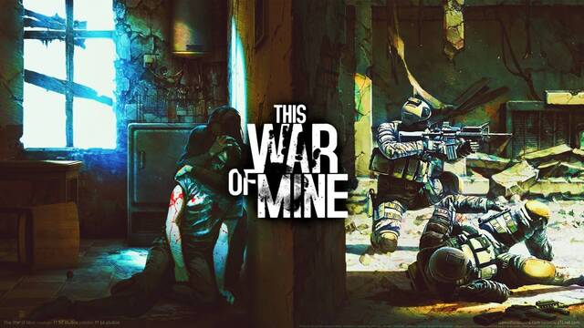 This War of Mine gratis en universidades de Polonia