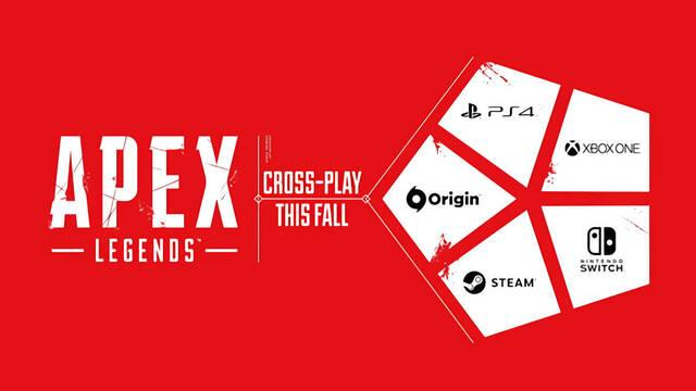 Apex Legends Switch Steam Cross-Play