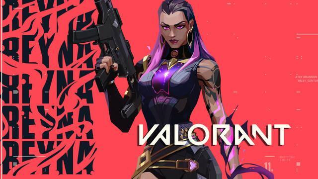 Valorant presenta a Reyna, su nueva agente duelista