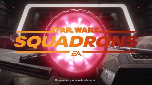 Star Wars Squadrons Gameplay Tráiler