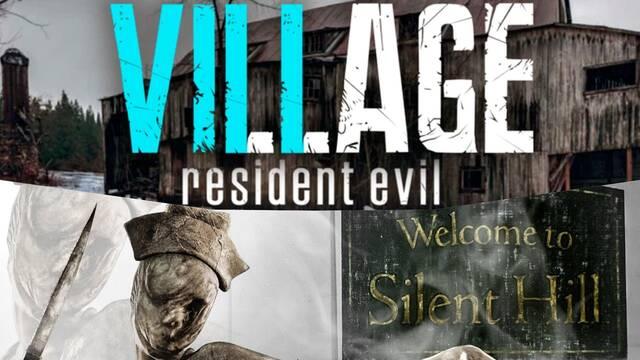 Silent Hill Resident Evil 8 Junio