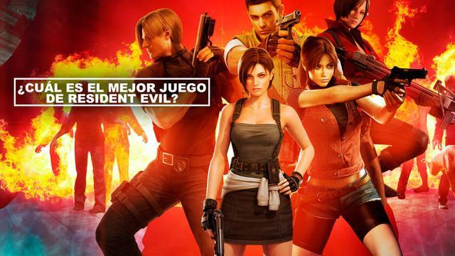 ¿Cuál es el mejor juego de Resident Evil? - TOP 14