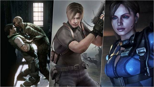 Resident Evil Oferta Switch eShop