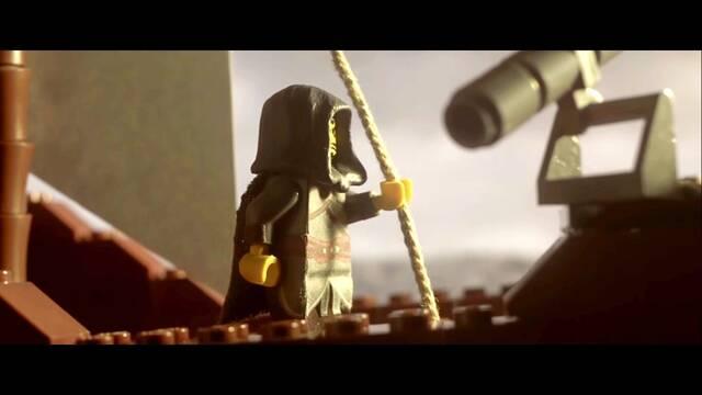 Recrea Assassin's Creed con LEGO