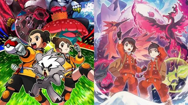 Pokémon Espada y Escudo la isla de la armadura