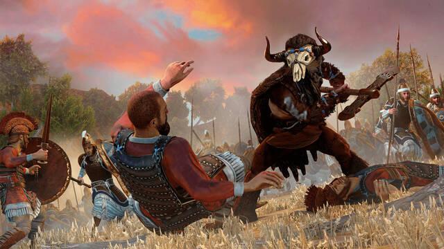 A Total War Saga: Troy se lanzará gratuitamente en agosto.