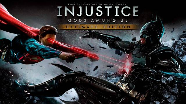 Injustice: Gods Among Us gratis en PS4, Xbox One, Xbox 360 y PC