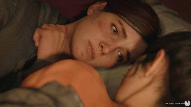 The Last of Us Parte 2 y sus animaciones faciales