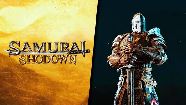 Samurai Shodown añade Warden de For Honor