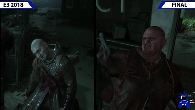 The Last of Us 2 downgrade demo E3 2018