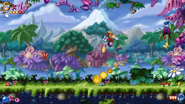 Rayman Redemption gratis reimagina el Rayman original