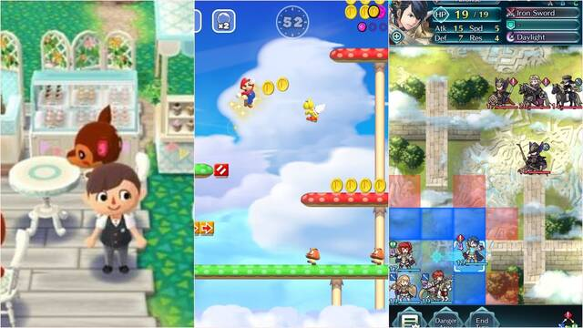 Nintendo móviles