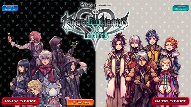 La actualización Kingdom Hearts Dark Road añade un nuevo episodio al juego de móviles.