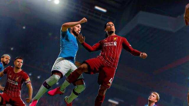 FIFA 21 de PC será como PS4 y Xbox One