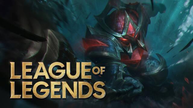 League of Legends presenta a Nautilus conquistador, disponible hoy en el PBE