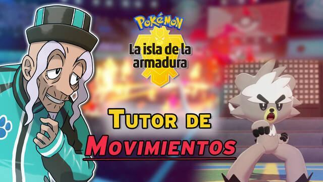 Tutor del Dojo de Isla Armadura: Lista de los nuevos movimientos para tus Pokémon