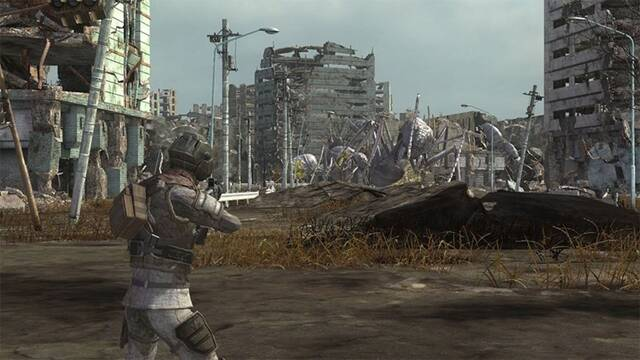 Así es Earth Defense Force 6, que llegará en 2021.