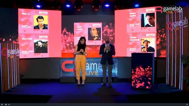 Gamelab 2020 primer día crónica