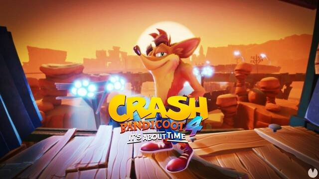 Crash Bandicoot 4: It's About Time y su multijugador