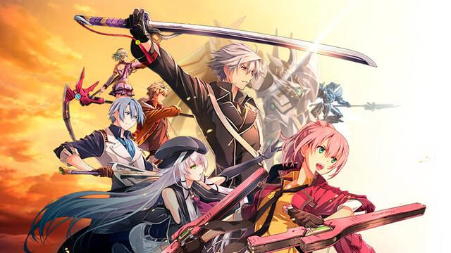 The Legend of Heroes: Trails of Cold Steel IV llega a PS4 en octubre