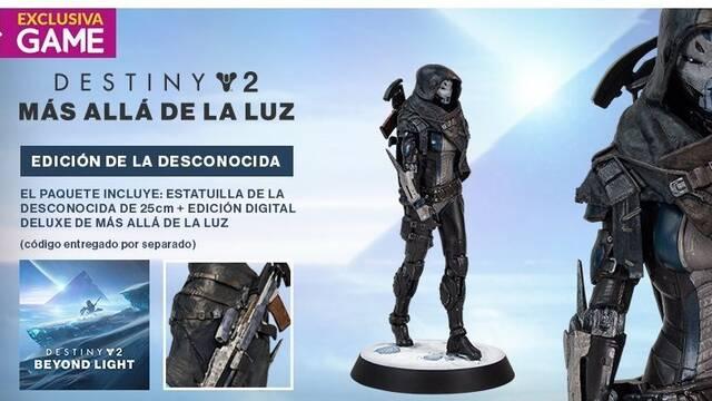 Destiny 2: Más allá de la luz en GAME
