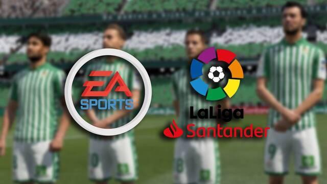 EA Sports y LaLiga seguirán colaborando en FIFA por 10 años más.