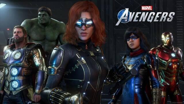 War Table de Marvel's Avengers en directo.