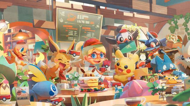 Pokémon Café Mix Descargar Gratis Switch Android iPhone